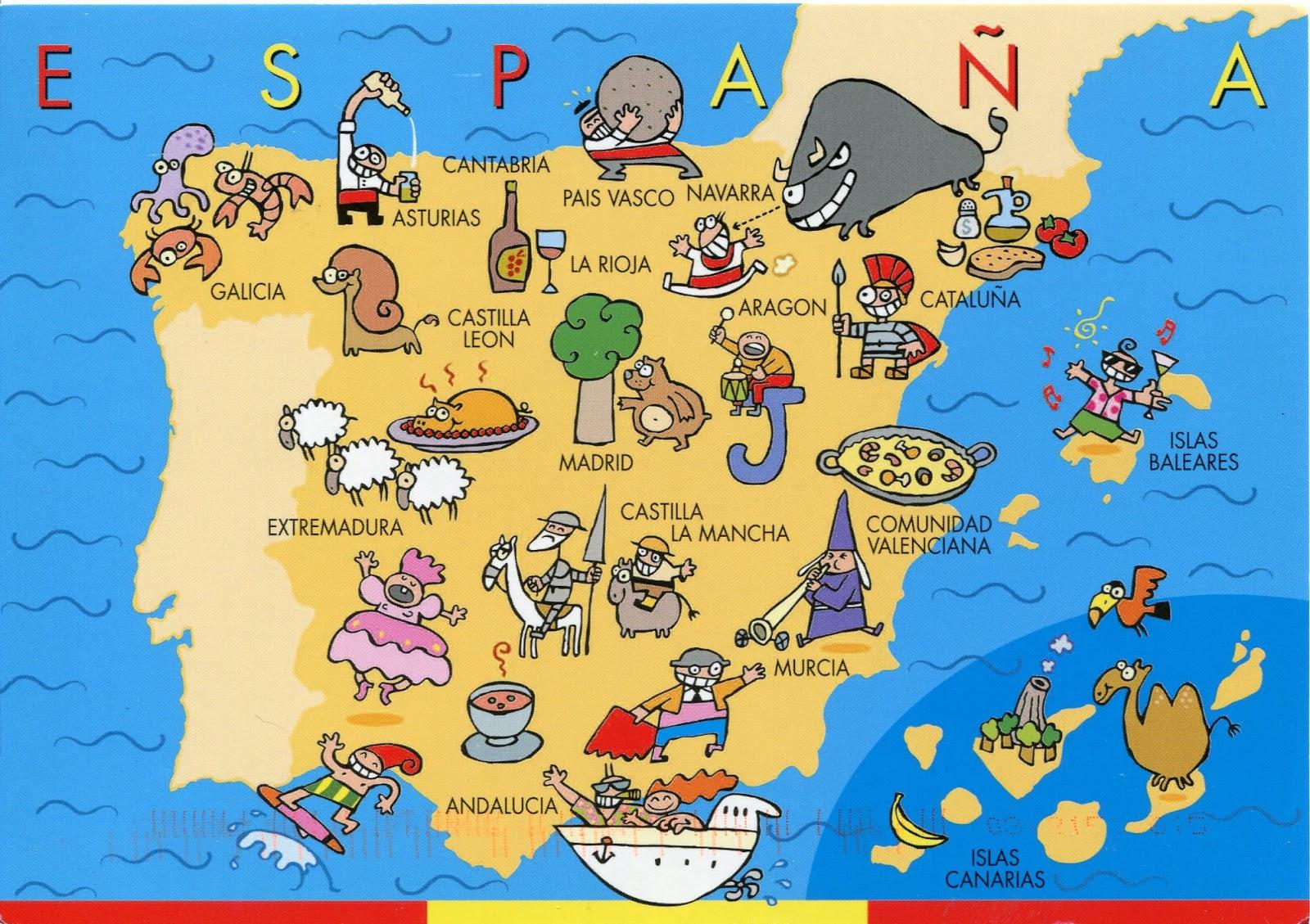 spainmapcard